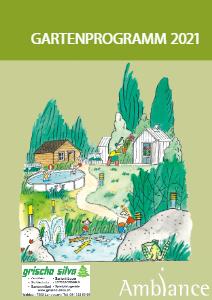 Gartenprogramm 2021