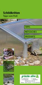 Katalog Schildkröten