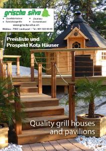 Katalog Kota Häuser