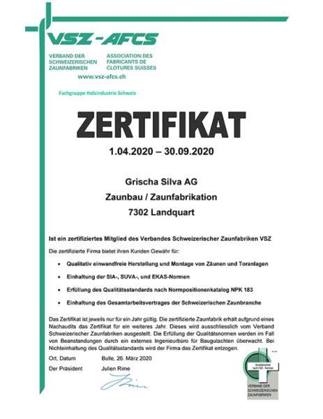 grischa-silva-zertifikat